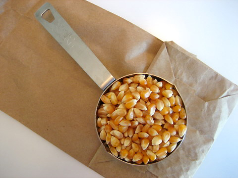how-to-make-popcorn-in-a-paper-bag-on-changingitnow.com